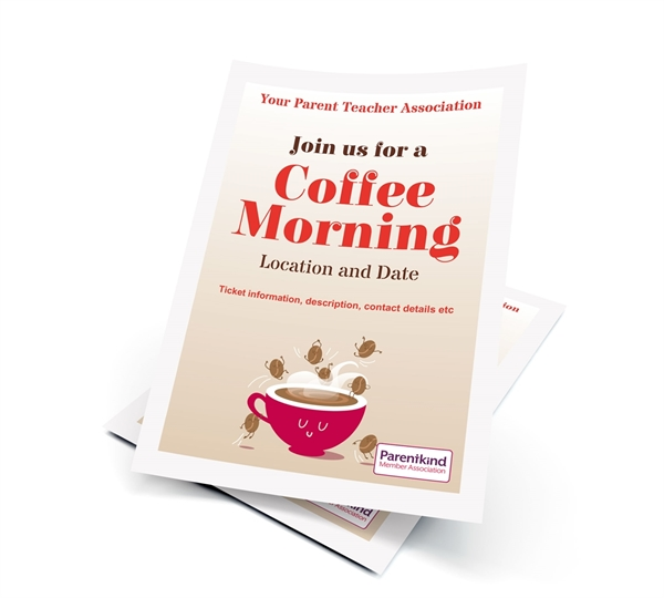 Picture of A6 Coffee Leaflets