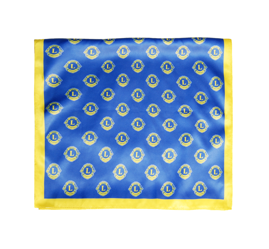 Picture of Polyester Silk Scarf