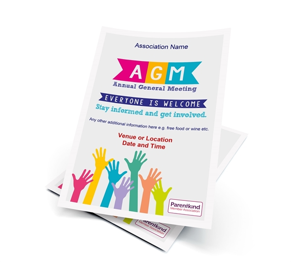 Picture for category AGM (Alternative) Posters & Leaflets
