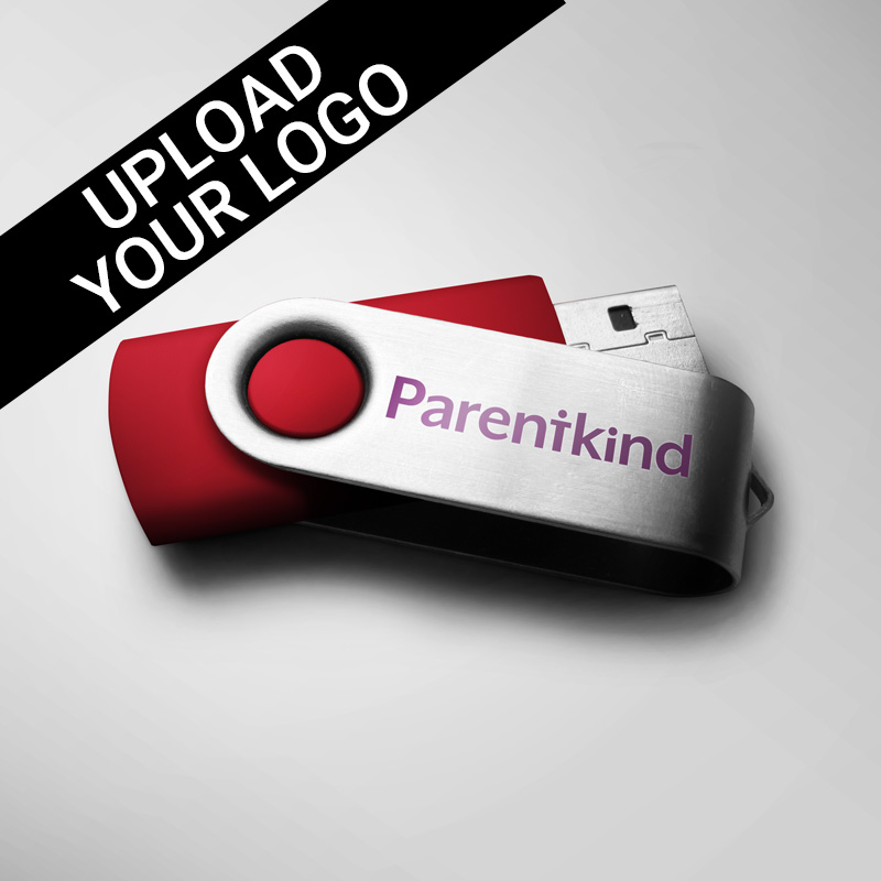Picture of Personalised Folding Memory Stick