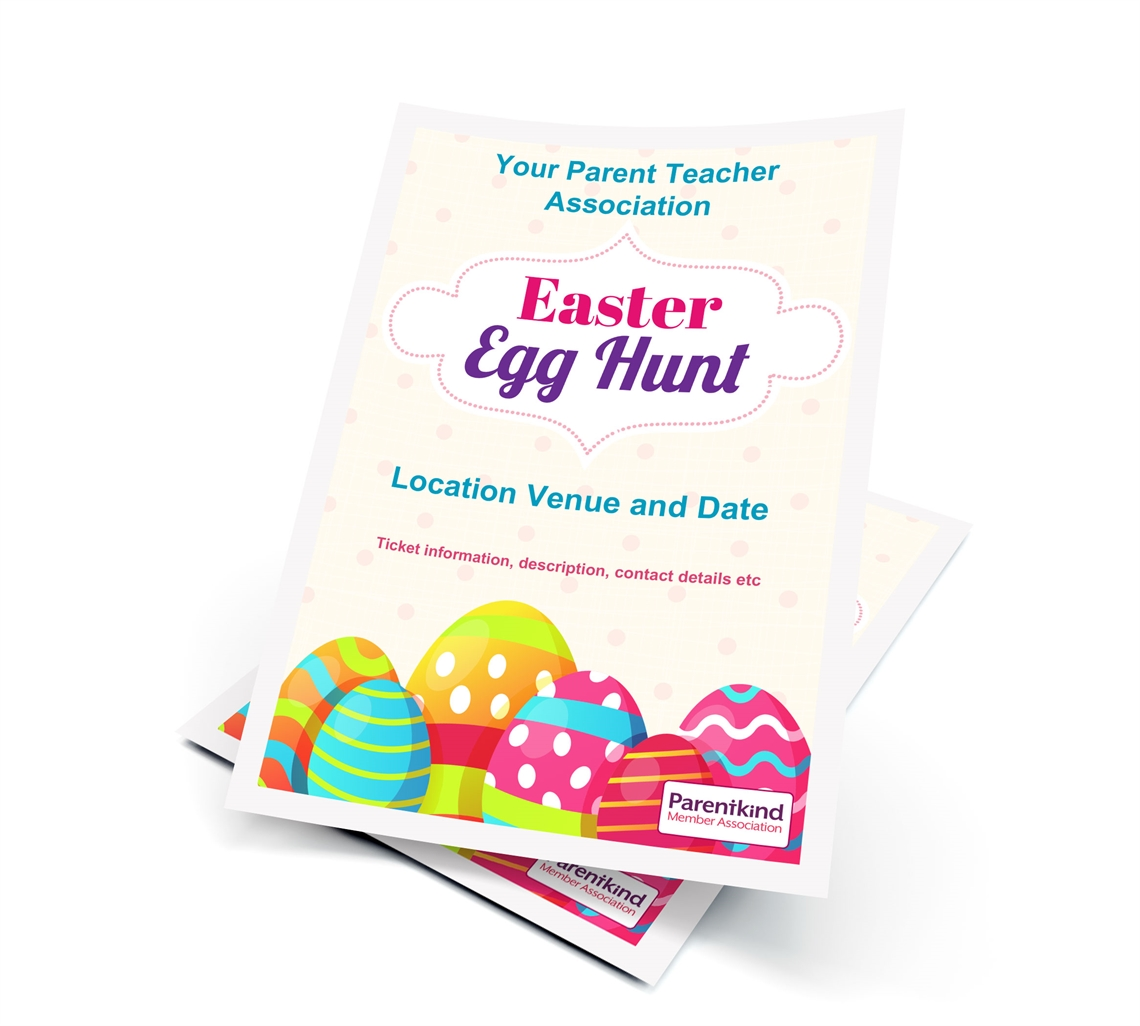 Picture of A2 Easter Egg Hunt Poster
