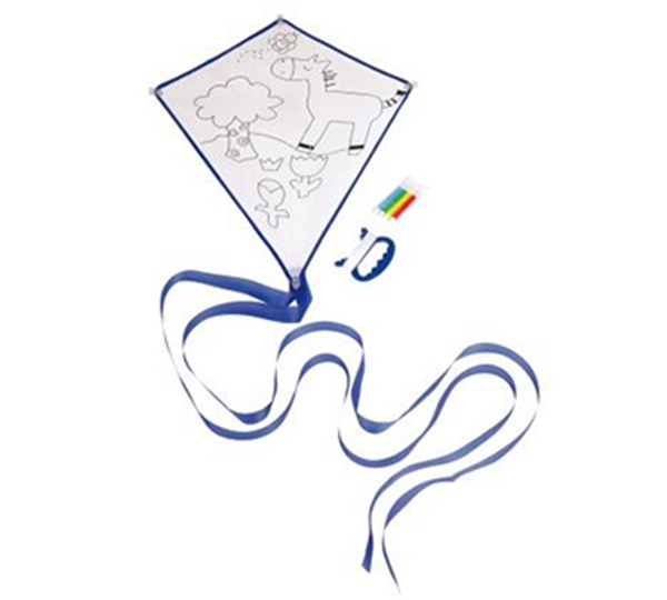 Picture of Colouring kite